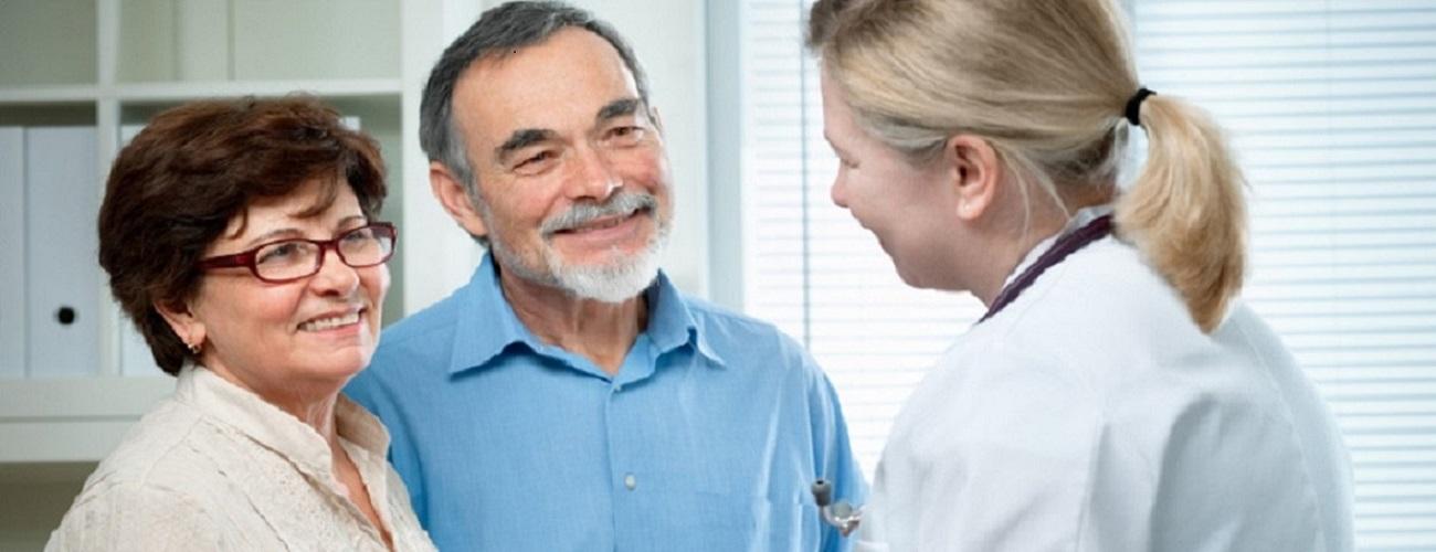 Вызов невролога для пожилого человека